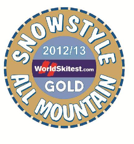 Золото за дизайн в категории All mountain