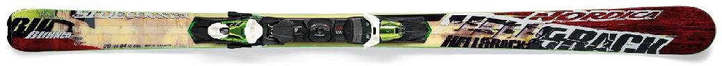 Nordica Burner + N Sport EVO CT. Кликнуть для увеличения