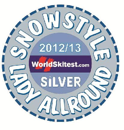 Серебро Snow Style года