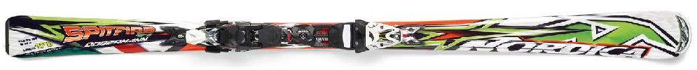 Nordica Dobermann Spitfire Ti Xbi CT. Кликнуть для увеличения