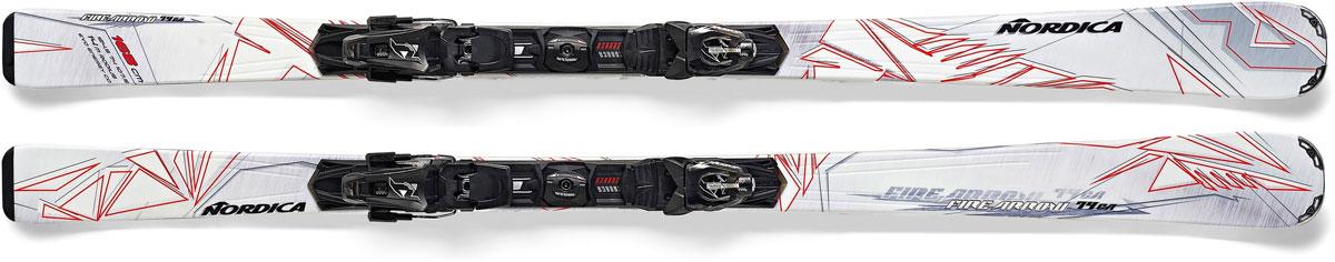 Nordica Fire Arrow 74 CA-N. Кликнуть для увеличения
