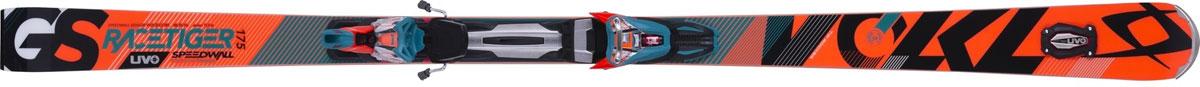 Völkl Racetiger Speedwall GS UVO. Кликнуть для увеличения