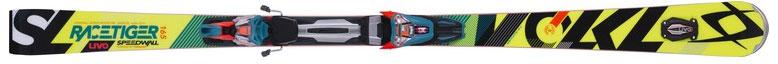 Völkl Racetiger Speedwall SL UVO. Кликнуть для увеличения