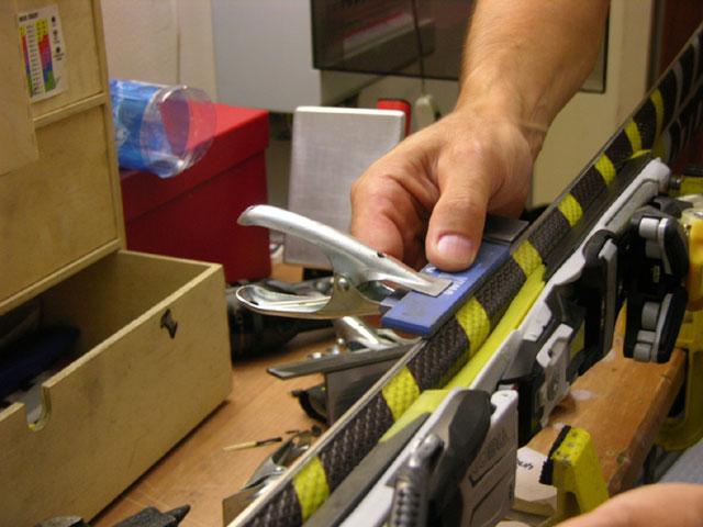 Как самому подготовить лыжи к соревнованиям и тренировкам