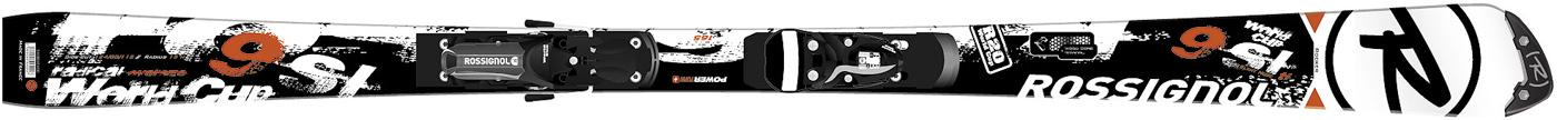 Rossignol Radical 9 SL SLTN R20. Кликнуть для увеличения