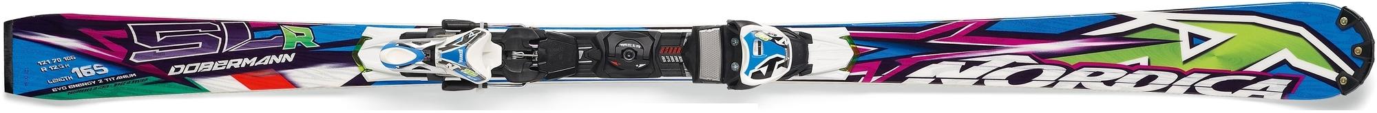 Nordica Dobermann SLR. Кликнуть для увеличения