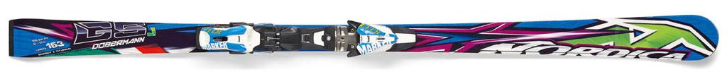Nordica Dobermann GS Worldcup. Кликнуть для увеличения